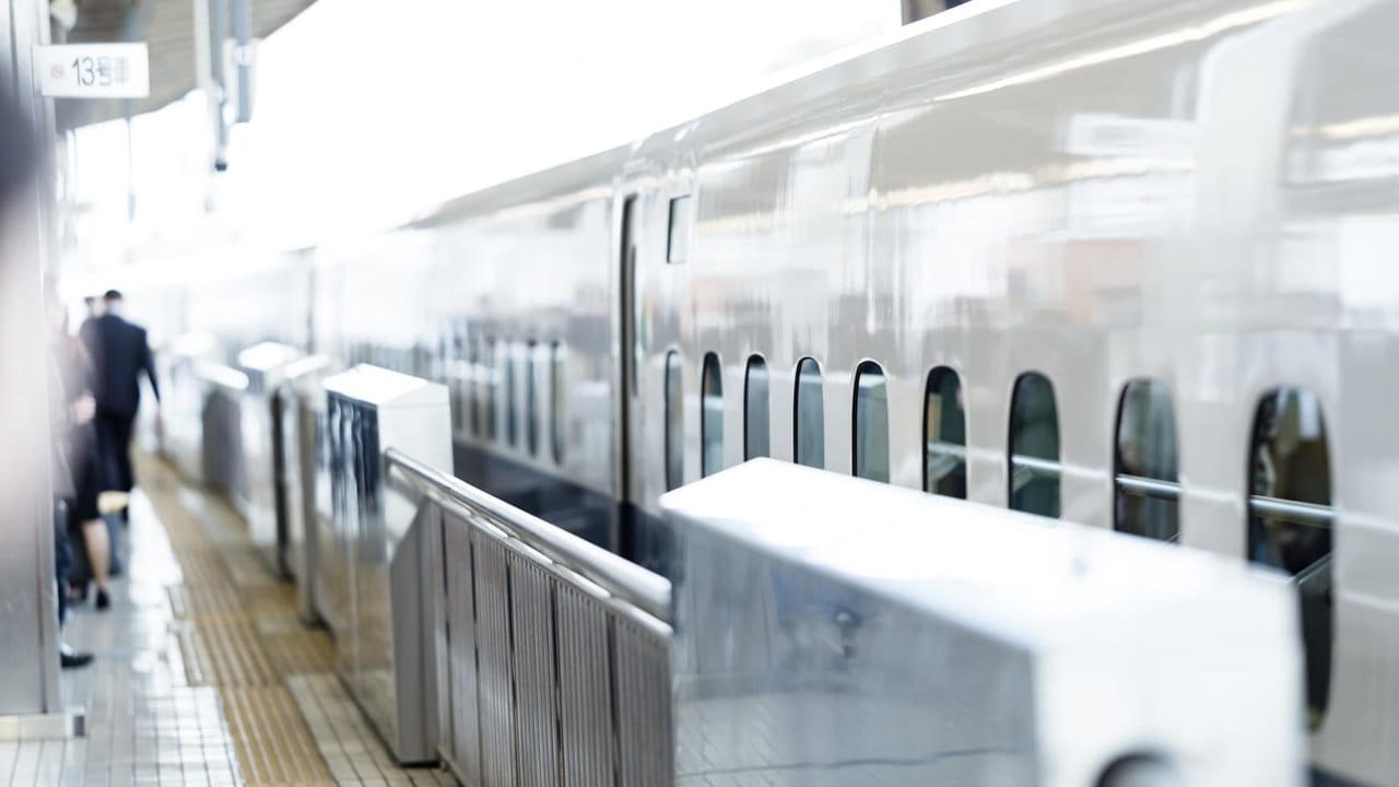 三島駅新幹線